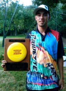 2012 Minnesota State Champion Mitchell Privette